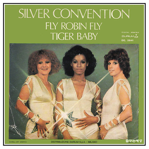 Silver Convention - Fly robin fly (Midifile & Playback)
