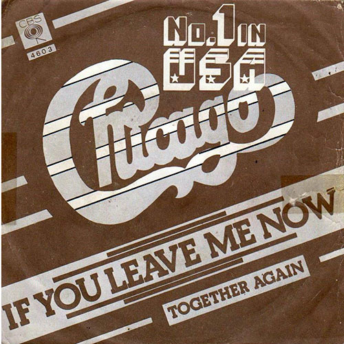Chicago - If you leave me now (Midifile & Playback)