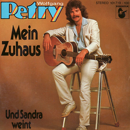 Wolfgang Petry - Mein Zuhaus (Midifile & Playback)