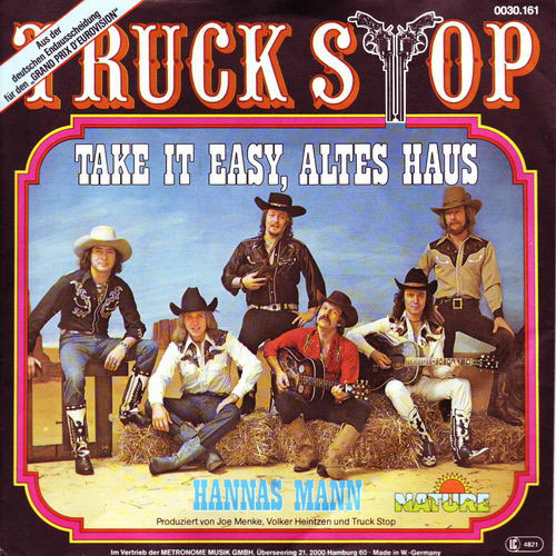 Take It Easy Altes Haus Truck Stop Country De