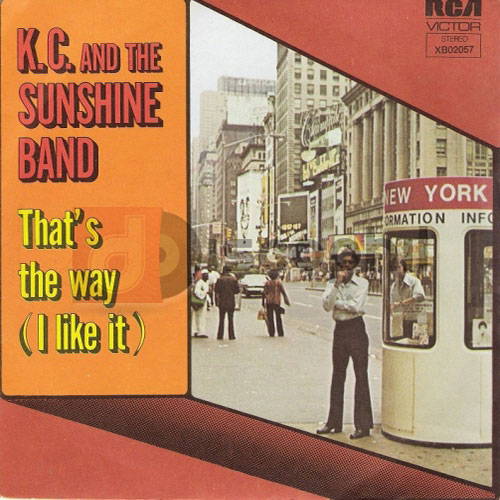 KC & The Sunshine Band - That's the way (I like it) (Midifile & Playback)