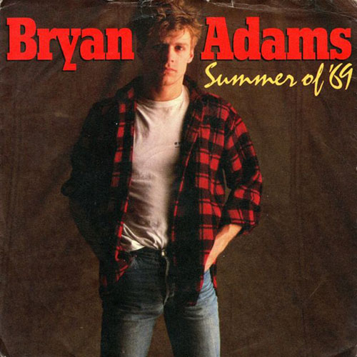 Bryan Adams - Summer of '69 (Midifile & Playback)