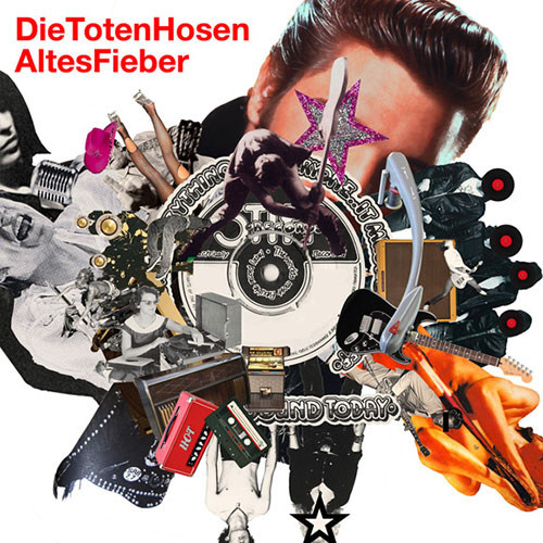 Toten Hosen, Die - Altes Fieber (Midifile & Playback)