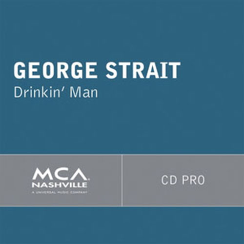 George Strait - Drinkin' man (Midifile & Playback)