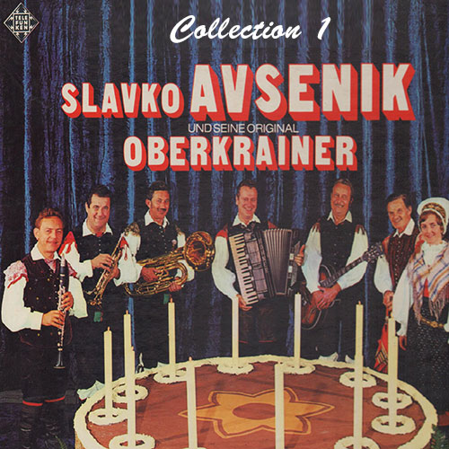 Slavko Avsenik und seine Original Oberkrainer - Slavko Avsenik Collection 1 (Midifile & Playback)