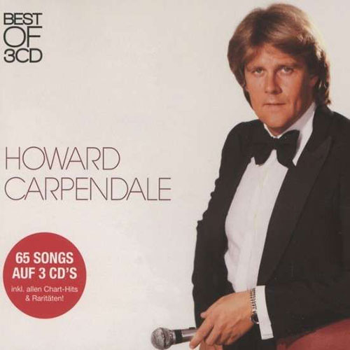 Howard Carpendale - Howard Carpendale Medley 2 (Midifile & Playback)