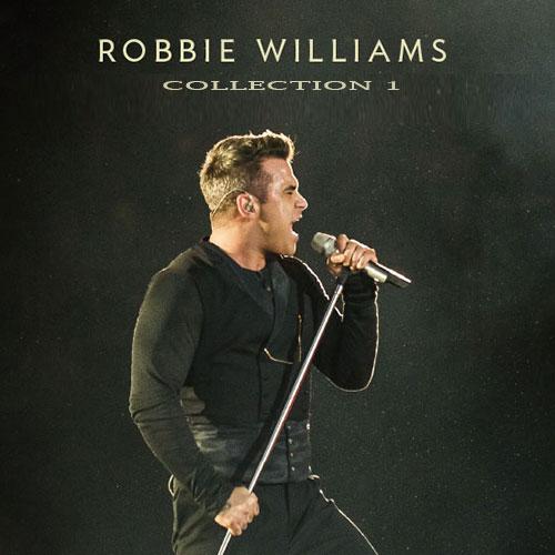 Robbie Williams - Robbie Williams Collection 1 (Midi File & Playback)
