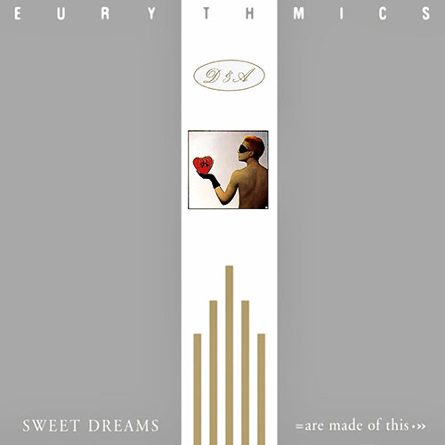 Eurythmics - Sweet dreams (are made of this) (Midifile & Playback)