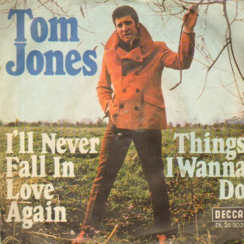 Tom Jones - I'll never fall in love again (Midifile & Playback)