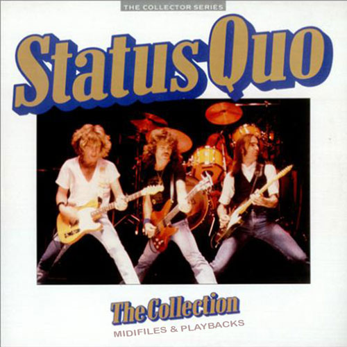 Status Quo - Status Quo Collection (Midifile & Playback)