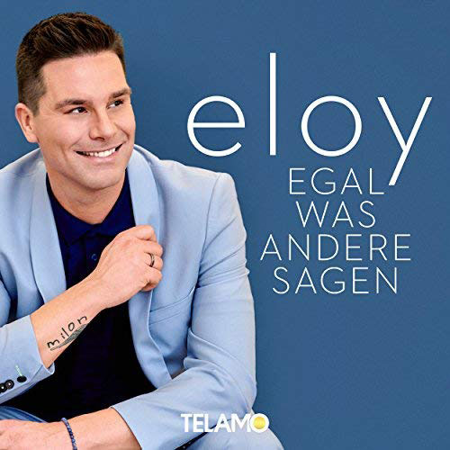 Eloy de Jong - Egal was andere sagen (Midifile & Playback)