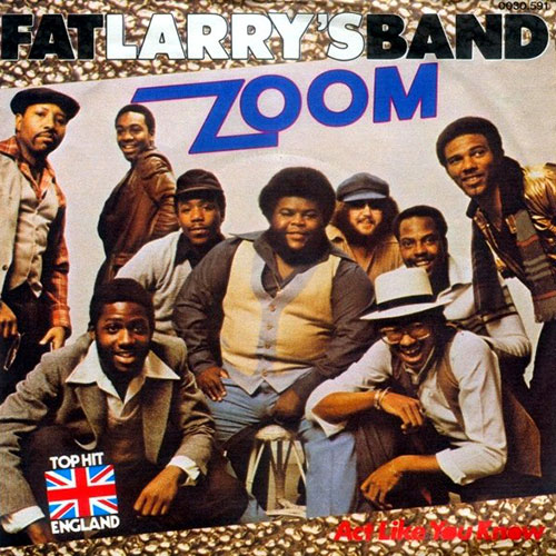 Fat Larry's Band - Zoom (Midifile & Playback)