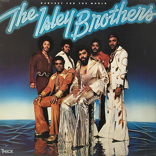 Isley Brothers, The - Harvest for the world (Midifile & Playback)