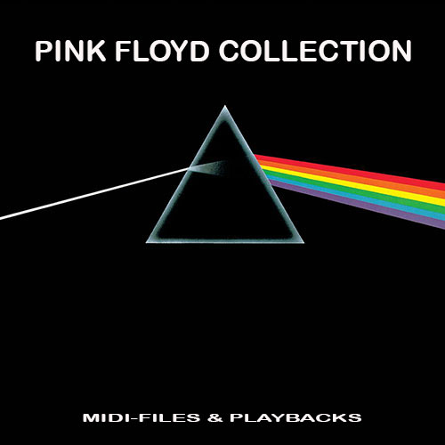 Pink Floyd - Pink Floyd Collection (Midifile & Playback)